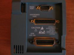 TEKTRONIX TDS2CM CONTROL MODULE